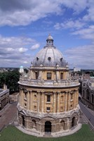 Radcliffe Camera, Oxford, England Fine Art Print