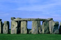 Abstract of Stones at Stonehenge, England by Bill Bachmann - various sizes