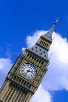 Big Ben in London, England by Bill Bachmann - various sizes