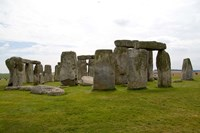 Stonehenge Monument, England by Bill Bachmann - various sizes