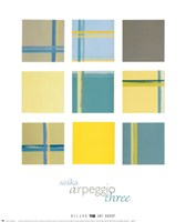 Arpeggio Three Fine Art Print