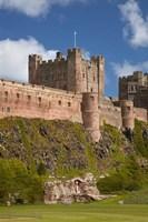 Bamburgh Castle, Bamburgh, Northumberland, England by David Wall - various sizes