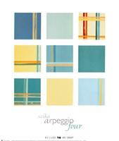 """Arpeggio Four by Seika - 19"""" x 22"""""""