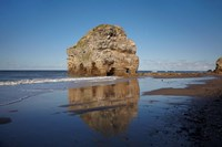 Marsden Rock, South Shields, South Tyneside, England by David Wall - various sizes