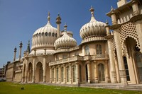 The Royal Pavilion, Brighton, East Sussex, England by David Wall - various sizes - $45.99