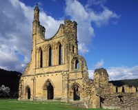 Byland Abbey, North Yorkshire, England by Paul Thompson - various sizes - $46.99