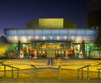 Lowry Art Centre, Manchester, England by Paul Thompson - various sizes