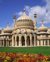 Royal Pavilion in Brighton, East Sussex, England by Paul Thompson - various sizes