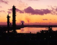 Power Stations and Industry, Runcorn, Merseyside, England by Paul Thompson - various sizes - $47.99