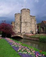 River Stour, Canterbury, Kent, England by Paul Thompson - various sizes