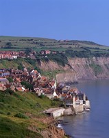 Robin Hood Bay, North Yorkshire, England by Paul Thompson - various sizes
