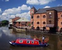 Wigan Pier, Lancashire, England by Paul Thompson - various sizes