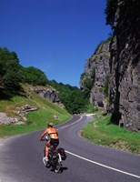 Cheddar Gorge, Somerset, England by Paul Thompson - various sizes