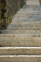 Greece, Ionian Islands, Kefalonia, Stairs by Walter Bibikow - various sizes