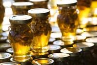Local Honey, Anafonitria, Zakynthos, Ionian Islands, Greece by Walter Bibikow - various sizes