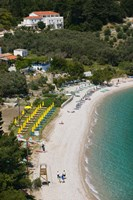 Tsamadou Beach, Kokkari, Samos, Aegean Islands, Greece by Walter Bibikow - various sizes - $36.99