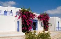Greek Architecture, Mykonos, Greece by Bill Bachmann - various sizes