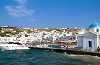 Mykonos, Greece Fine Art Print