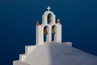 Greece, Santorini, Imerovigli, Church Bell Tower by Darrell Gulin - various sizes