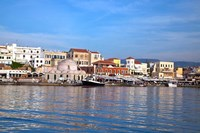 Old Harbor, Chania, Crete, Greece by Darrell Gulin - various sizes
