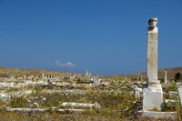Greece, Cyclades, Delos Ancient Architecture by Cindy Miller Hopkins - various sizes