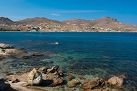Cape Tarsanas, Mykonos, Cyclades, Greece Fine Art Print