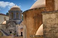 Holy Trinity Monastery, Crete, Greece by Adam Jones - various sizes