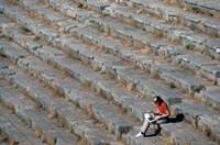 Stadium, Delphi, Greece Fine Art Print
