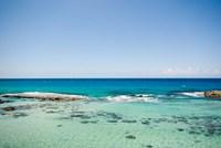Cyprus, Karpas, Dipkarpaz, Beach near Ayios Philon Fine Art Print