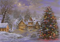 Happy Holidays by Nicky Boehme - various sizes