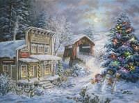 Country Shopping Fine Art Print