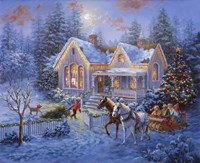 Welcome Home by Nicky Boehme - various sizes - $30.99