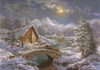 Natures Magical Season by Nicky Boehme - various sizes, FulcrumGallery.com brand