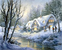 Winter Frolic by Nicky Boehme - various sizes