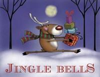 Reindeer 6 by Margaret Wilson - various sizes