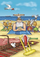 Beach Picnic by Frank Spear - various sizes
