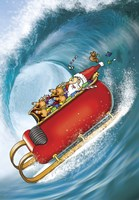 Sleigh Wave by Frank Spear - various sizes