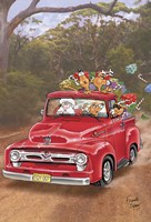 56 Ford Pick Up by Frank Spear - various sizes