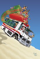Sand Tour Bus by Frank Spear - various sizes