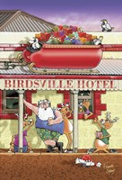 Birdsville Hotel by Frank Spear - various sizes - $13.49