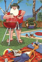 Barbecue by Frank Spear - various sizes
