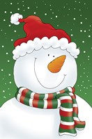 Frosty Snowman by Frank Spear - various sizes