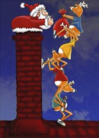 Teamwork by Frank Spear - various sizes, FulcrumGallery.com brand