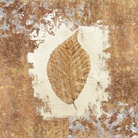 Gilded Leaf II by Avery Tillmon - various sizes