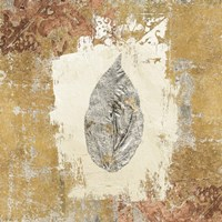 Gilded Leaf III by Avery Tillmon - various sizes