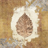 Gilded Leaf VI by Avery Tillmon - various sizes