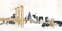 Skyline Crossing Fine Art Print