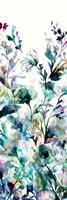 Transparent Garden II - Panel I by Wild Apple Portfolio - various sizes