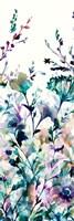 Transparent Garden II - Panel II by Wild Apple Portfolio - various sizes