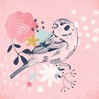 Sparrow II Framed Print